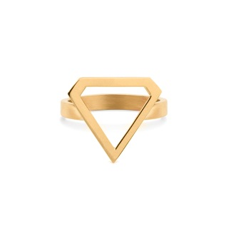 SUPER DIAMOND RING BRONZE