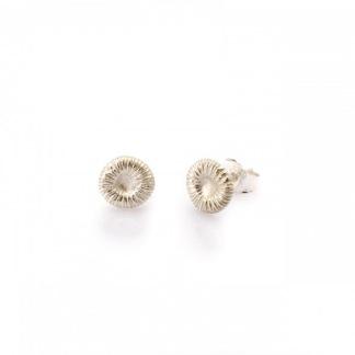 Fossil - Fossil Small Örhängen Silver