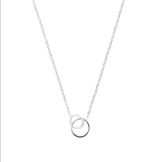 LES AMIS SMALL SINGLE NECKLACE - LES AMIS SMALL SINGLE NECKLACE