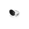 LITTLE MOTHER OF PEARL RING - ONYX