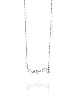IT'S ONLY LOVE NECKLACE - IT'S ONLY LOVE NECKLACE