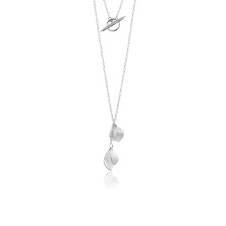BLOSSOM SINGLE NECKLACE - BLOSSOM SINGLE NECKLACE