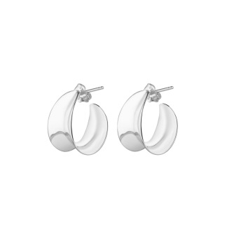 WAVE SMALL HOOPS - WAVE SMALL HOOPS