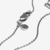 Bee Necklace Silver Oxy