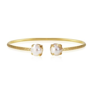 CLASSIC PETITE BRACELET - CLASSIC PETITE BRACELET/PEARL GOLD