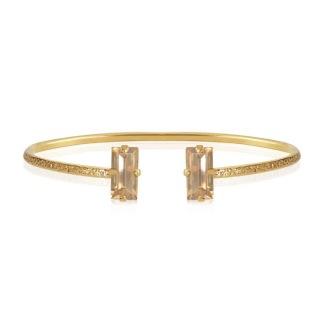 Baguette Bracelet / Golden Shadow