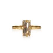 Baguette Ring / Golden Shadow