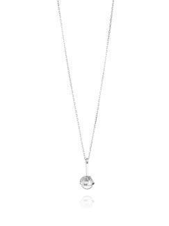 Amor fati globe pendant - crystal quartz - Amor fati globe pendant - crystal quartz