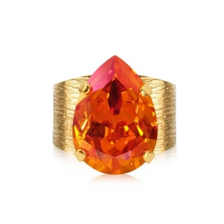 Classic Drop Ring - Astral Pink Gold