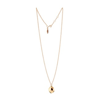 GAIA'S GRACE SINGLE HALSBAND GULD - GAIA'S GRACE SINGLE HALSBAND GULD