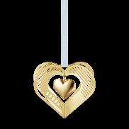 2019 Juldekoration, hjärta