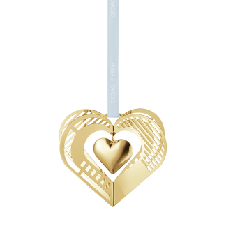 2019 Juldekoration, hjärta - 2019 Juldekoration, hjärta