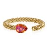 Classic Rope Bracelet - Astral pink Gold