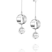 Little balloons earrings