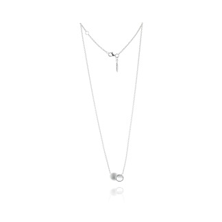ROCKY SHORE MEDIUM SINGLE NECKLACE LONG - ROCKY SHORE MEDIUM SINGLE NECKLACE LONG