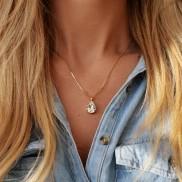Mini Drop Necklace