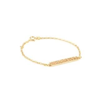 LEO BRACELET GOLD - LEO BRACELET GOLD