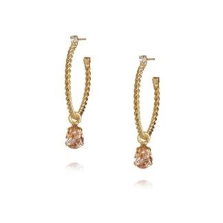 Nani Earrings - Vintage Rose Guld