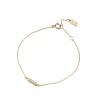 Thin stars bracelet