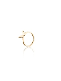 Little miss butterfly ring - gold