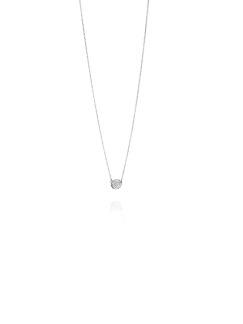 Love bowl mini & stars necklace - VITGULD