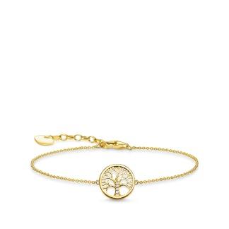 Armband Tree of Love - Guld