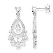 Örhängen chandelier