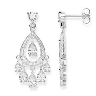 Örhängen chandelier - örhängen chandelier
