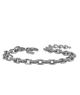 CHARLIE Chain Armband - Silver