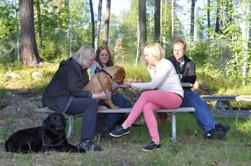 Gunde, Grethe, Åboy, Pernilla, Mats & Rebecca