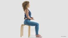 Yogans grunder, hur vi sitter och varför, andningen mm.