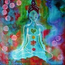 Kvinnoyoga- hur vi hittar balans med yoga och ayurvedas metoder...