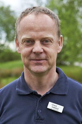 Harald Ekedahl - Sjukgymnast