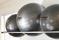 Träning med bollar hos ERC