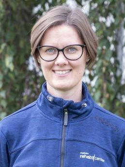 Tove Eriksson - Fysioterapeut