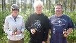 Britt, Martin och Ulf