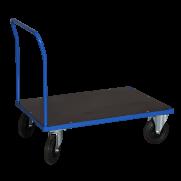 Plattformsvagn 609 med rörbåge
