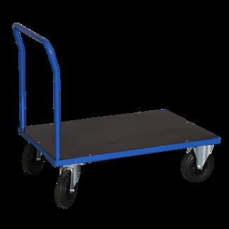 Plattformsvagn 609 med rörbåge - Plattformsvagn 609-7 med rörbåge
