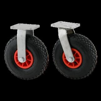 Luftgummi Ø 260 mm - Luftgummi Ø 260 mm 2 st länk , 2 st fast