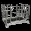 1200 Komprimerbar stålpallscontainer - 1200 Komprimerbar stålpallscontainer