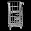 60-3 Rullcontainer - 1 st Hyllplan/Framgrind 60-5