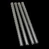 1500 Stålrörspall - 4  st 1500 Staplingsrör - 1200 mm