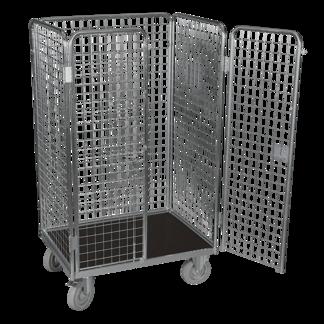 1050 Rullcontainer med saloondörrar - 1050 Rullcontainer med saloondörrar