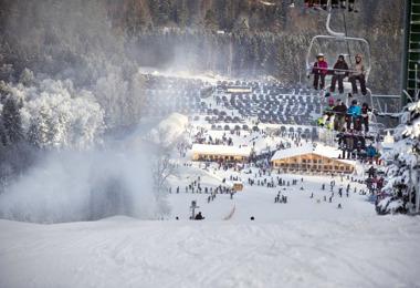 Vallåsen Ski Resort