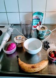 Kongkockens framfart i köket