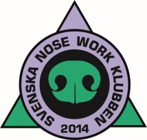 Läs på om reglerna för prov & tävling hos SNWK - Svenska Nose Work Klubben