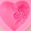 Silikonform, Hjärta