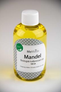 Mandelolja 100 ml - Mandelolja 100 ml