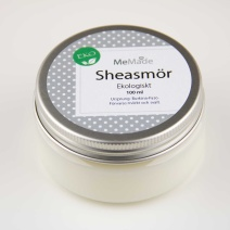 Sheasmör 100 ml