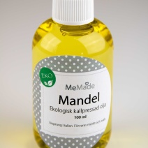 Mandelolja 100 ml